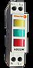 Светосигнальный индикатор фаз  AD 22M  красный-зелёный-жёлтый  LED,  380В