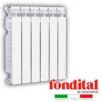 Радиатор алюминиевый Fondital Solar S5 500х100 Италия