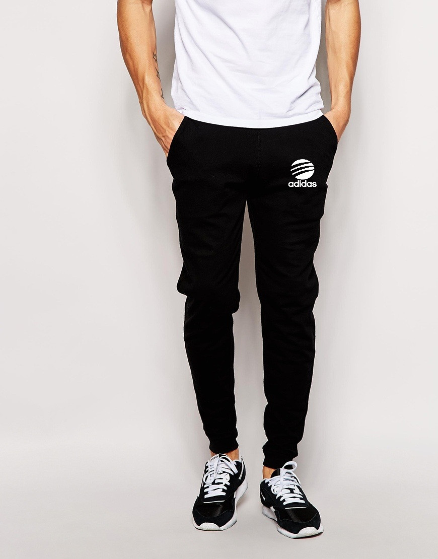 Мужские спортивные штаны Adidas - Kvartal-shop в Киеве 6d94210fb3b96