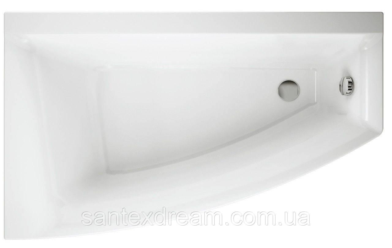 Ванна Cersanit Virgo Max 150x90 левая