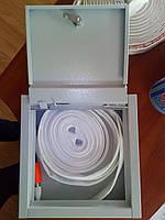 Внутриквартирный кран-комплект с мягким рукавом
