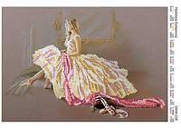 """Схема для вышивания бисером """"Мечтательная балеринка"""" 228"""