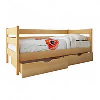 """Кровать одноместная для ребенка """"Нота"""""""