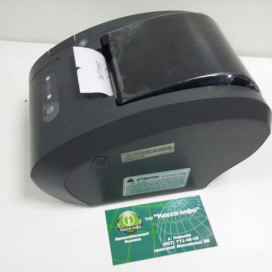 Принтер для друку чеків з автообрізчиком POS 58 VC130 (130 мм/сек)
