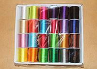 Нитки мулине ( шёлковые ) 24 шт 16056