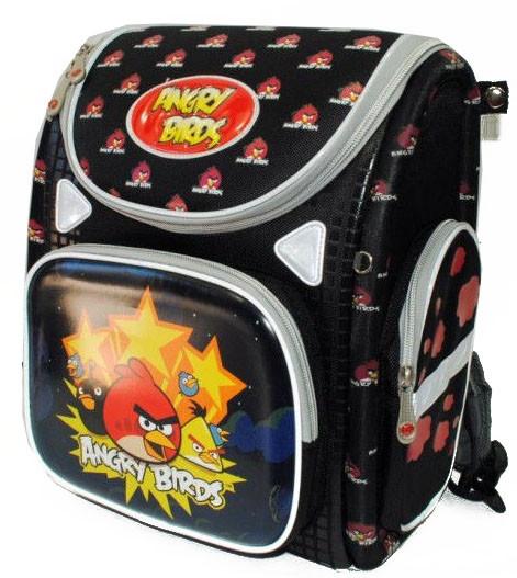 """Школьный Рюкзак """"Angry Birds""""!"""