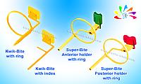 Позиционер для рентгенпленки SUPER-BITE, 4 шт.