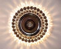 Точечный светильник 7023WLED с подсветкой