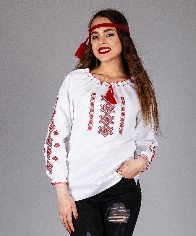 764b6764880 Вышиванка женская в украинском стиле Дарина  продажа