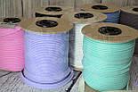Кант из хлопка, цвет кремовый, фото 3