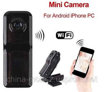 Инструкция по эксплуатации беспроводной скрытой Wi-Fi мини камеры MD81S