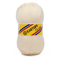 Kartopu Flora - 018 молочный