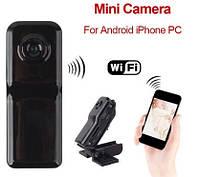 Wi-Fi мини камера MD81S, беспроводная IP-P2P миниатюрная камера регистратор DVR DV, фото 1