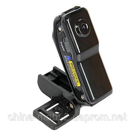 MD81 Wi-Fi міні камера MD81S, бездротова IP-P2P мініатюрна камера реєстратор DVR DV без коробки і чохла, фото 2