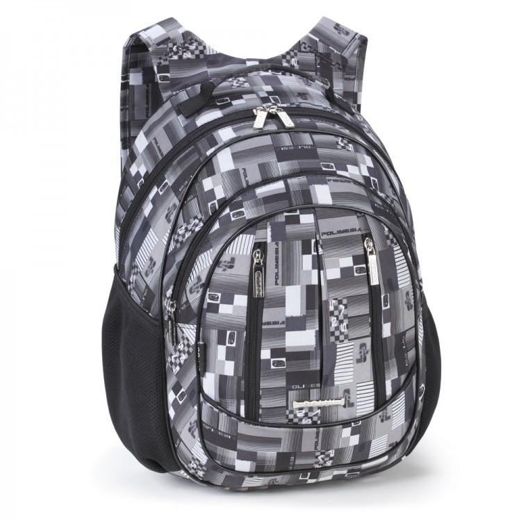 Рюкзак школьный для мальчиков Dolly 574, цвета в ассортименте