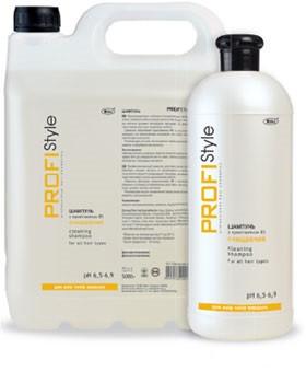 Шампунь очищающий для всех типов волос ProfiStyle 5000 мл