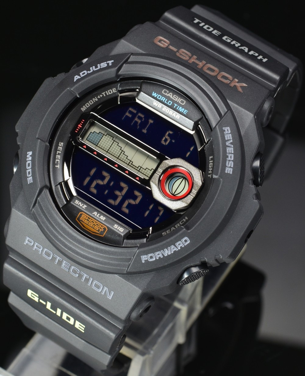 Часы Casio G-Shock GLX-150-1