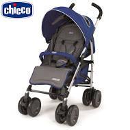 Коляска прогулочная Chicco - Multiway Evo Blue