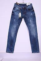 Мужские стильные джинсы Slim Fit B.S.K (MARIO) ( код 1866)