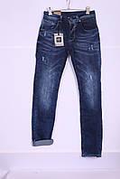 Мужские стильные джинсы Slim Fit B.S.K (MARIO) ( код 1689)