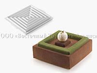 Форма для десертов Insert Decor Square SILIKOMART