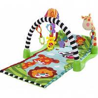 Развивающий коврик для малышей Kick & Crawl Gym 8503, фото 1