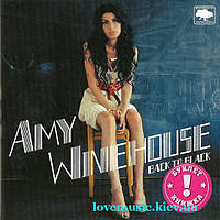 Музичний сд диск AMY WINEHOUSE Back to black (2007) (audio cd)
