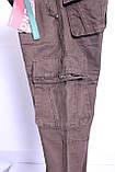 """Чоловічі джинси-карго """"Iteno""""розміри 30-38.( є інші моделі і кольору ), фото 4"""