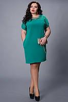 Вечернее платье для полных Ангелина, фото 1