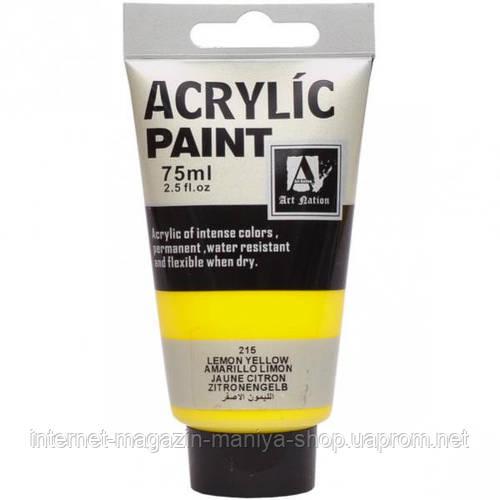 Краска Acrylic 75 мл