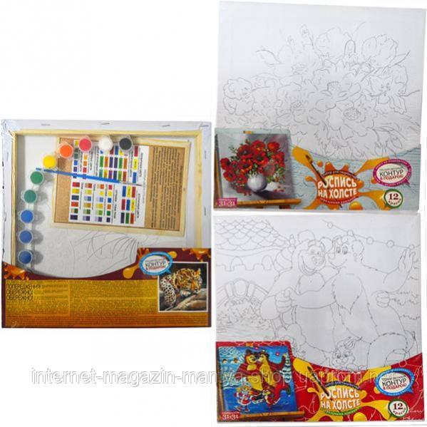 Холст для рисования 31×31