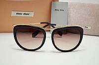 Женские солнцезащитные очки Miu Miu smu 55 p, фото 1