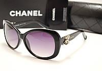 Женские солнцезащитные очки Chanel 1331 s черный цвет, фото 1