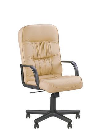 Кресло офисное Tantal plastik механизм Tilt крестовина PM64, экокожа Eсо-07 (Новый Стиль ТМ), фото 2