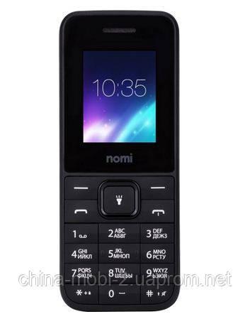 Телефон Nomi i182 Black