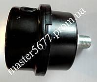Фильтр для компрессора металлический малый (с бумажным элементом) резьба 12мм