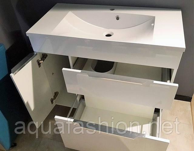 Украинская мебель для ванной комнаты Fancy Marble