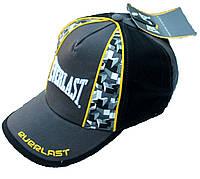 Кепка Everlast (желто черная), фото 1
