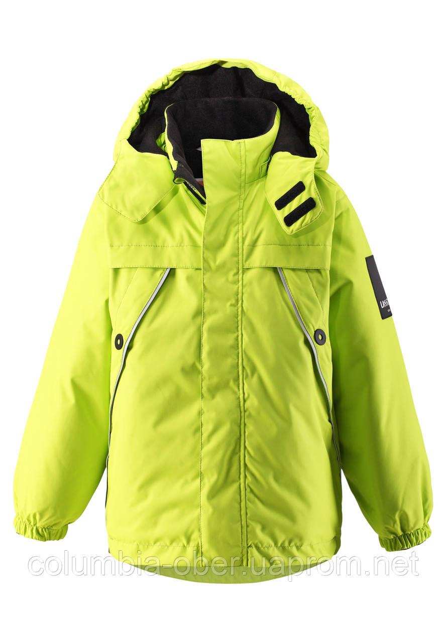Зимняя куртка для мальчика LassieТес 721690 - 8360. Размеры 110 и 116.