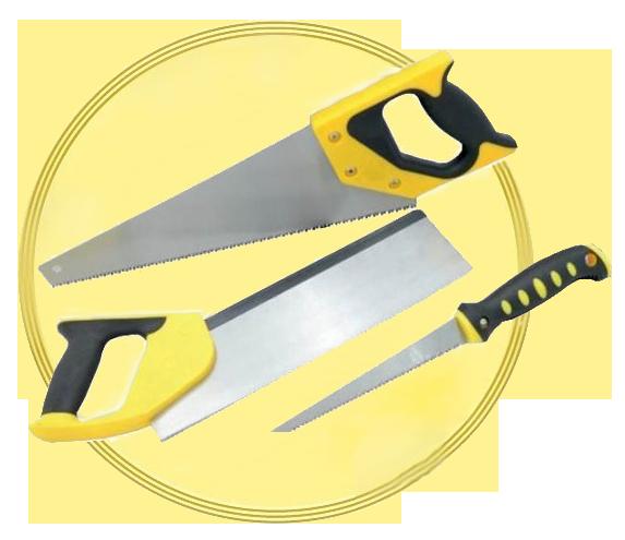 Ножовки по дереву, металлу
