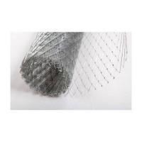 Просечно-вытяжная сетка для штукатурных работ 60*25