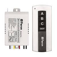 Дистанционный выключатель Feron 5000 TM76 3 channel 1000W 30M