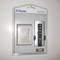 Дистанционный выключатель Feron 4999 TM75 2 channel 1000W 30M