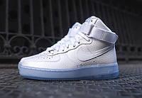 Кроссовки  Nike Air Force High All Pearl(аир форс, эир форсы)