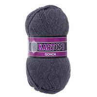 Kartopu Gonca 1003 темно серый