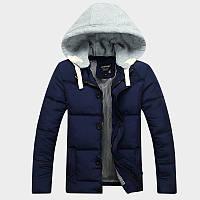 Мужская зимняя теплая куртка. Модель 72, фото 1