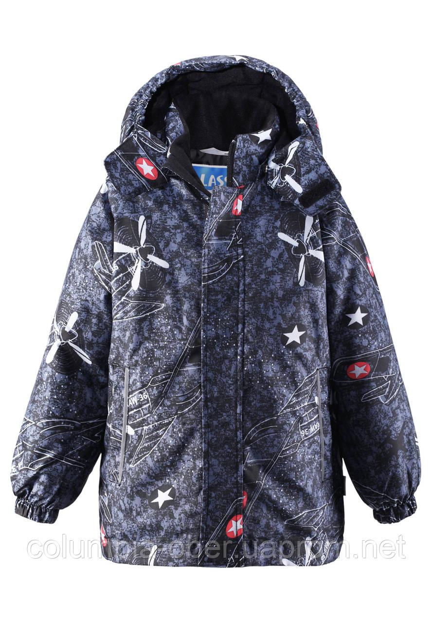 Зимняя куртка для мальчика Lassie 721695 - 6741. Размеры 104 и 110.