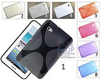 Силиконовый чехол для Galaxy Tab 2 7.0 Samsung P3100, фото 1