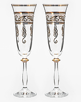 Свадебные бокалы VIP, модель 3