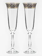 Свадебные бокалы VIP, модель 6